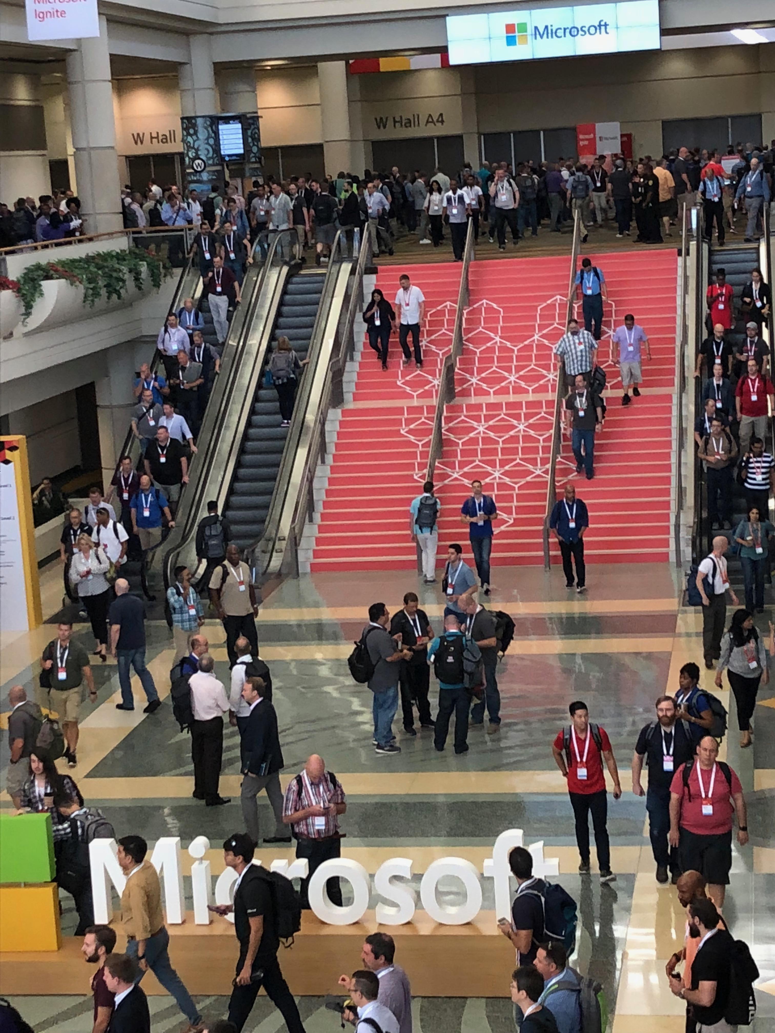 Kleine Zusammenfassung über die Konferenz Microsoft Ignite in Orlando